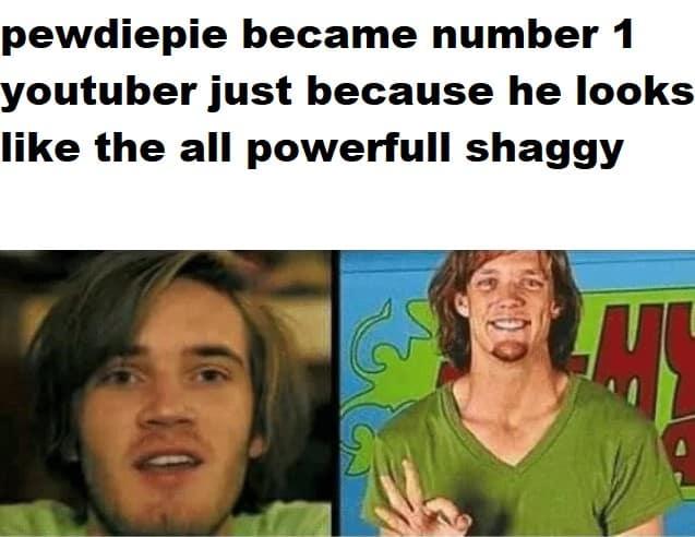 Top 10 Shaggy Meme God 9