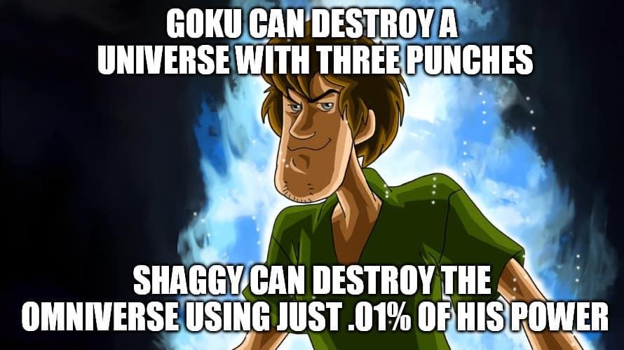 super shaggy