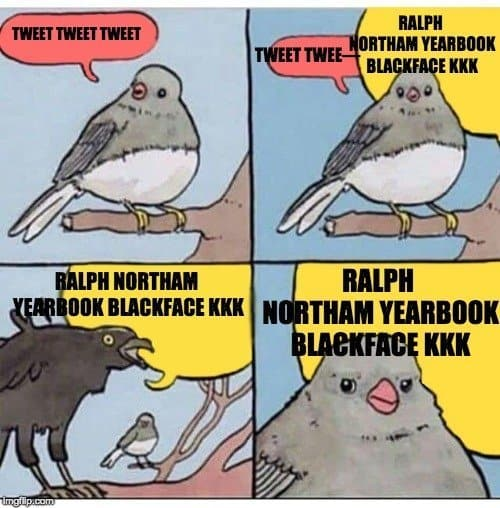 Top 10 Northam Memes 9