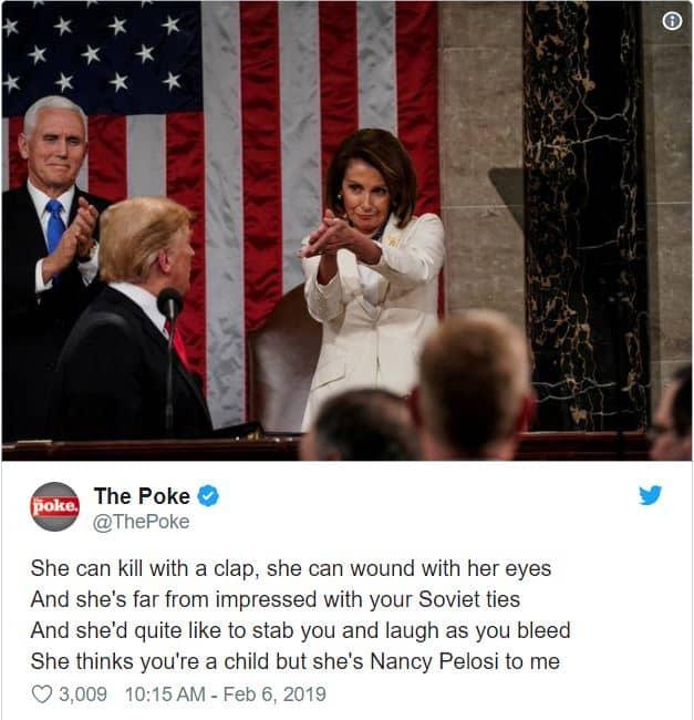Top 10+ Pelosi Clap Meme 12