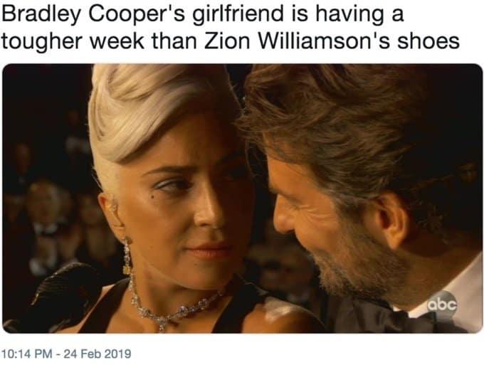 Top 20+ Lady Gaga Bradley Cooper Memes