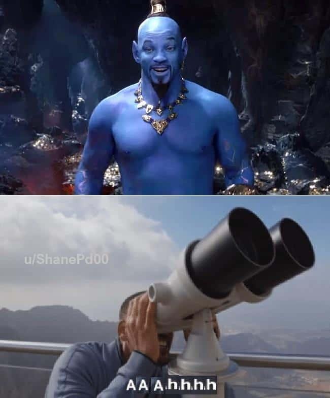 Top 50+ Will Smith Genie Meme 28