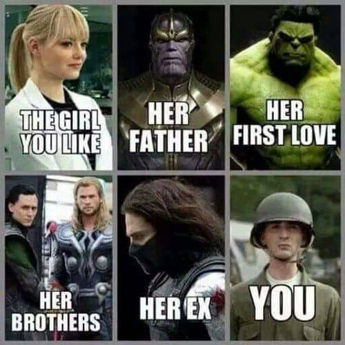 27 Awesome and Funny Marvel Avengers Memes