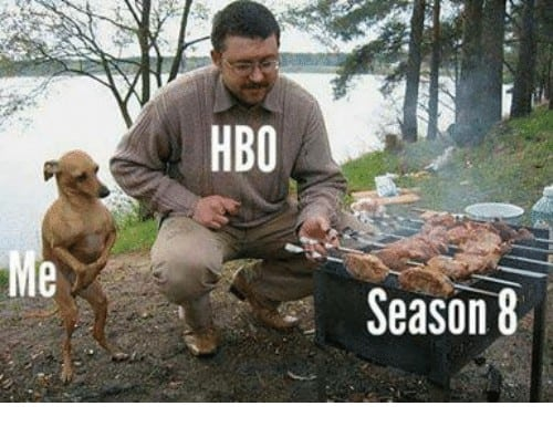 Fans Epic Memes After HBO Released Game Of Thrones 8 Trailer