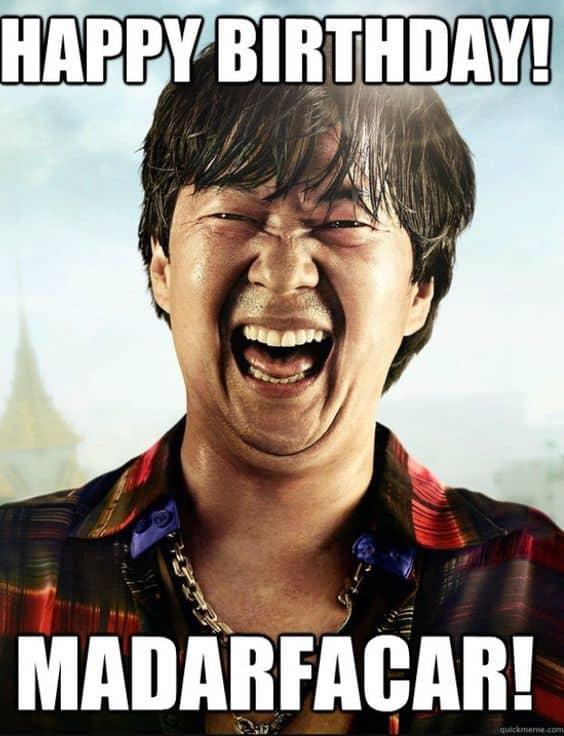 Top 30 Original and Hilarious Happy Birthday Memes