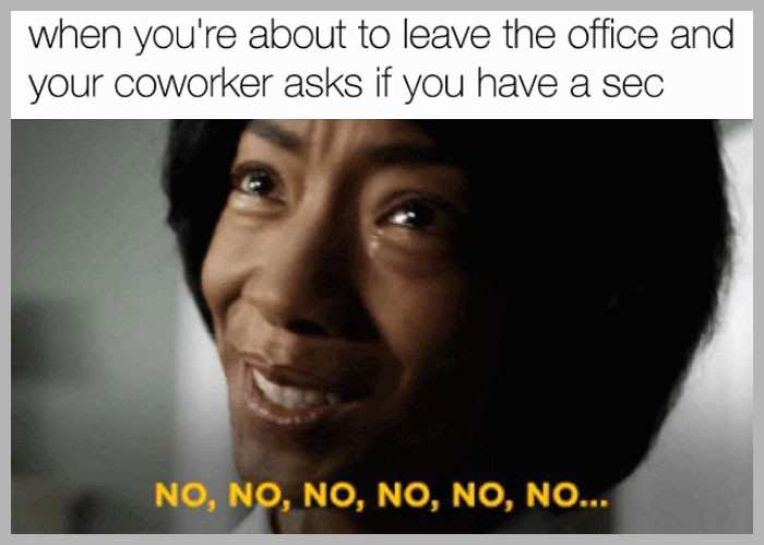 work relatable meme