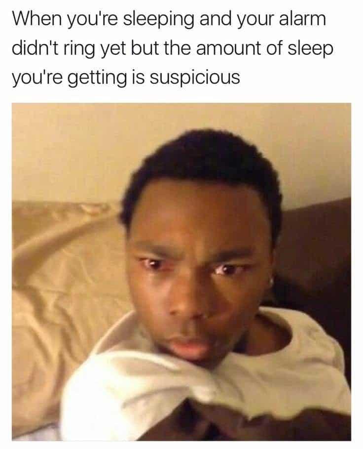 suspicious relatable meme