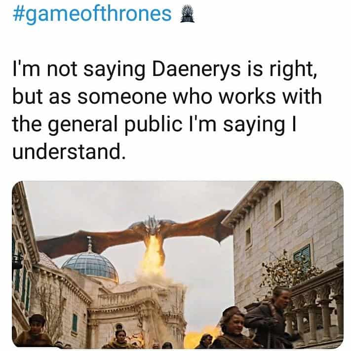 Best 22 Funny Game of Thrones Memes of 2019