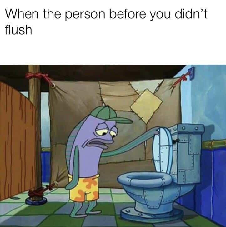 Top 20 Spongebob Relatable Memes