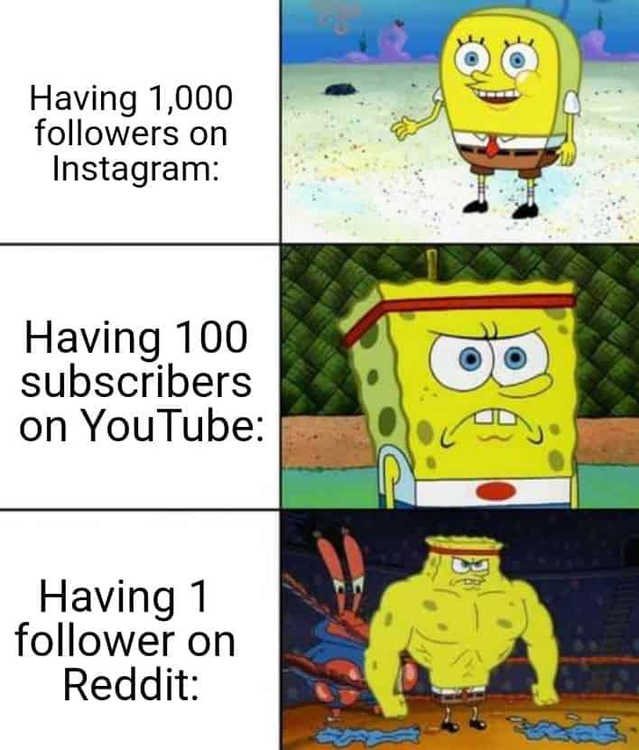 25 Dank Spongebob Memes 2