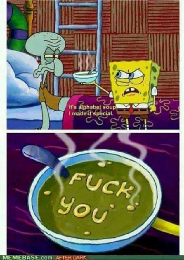 25 Dank Spongebob Memes 6