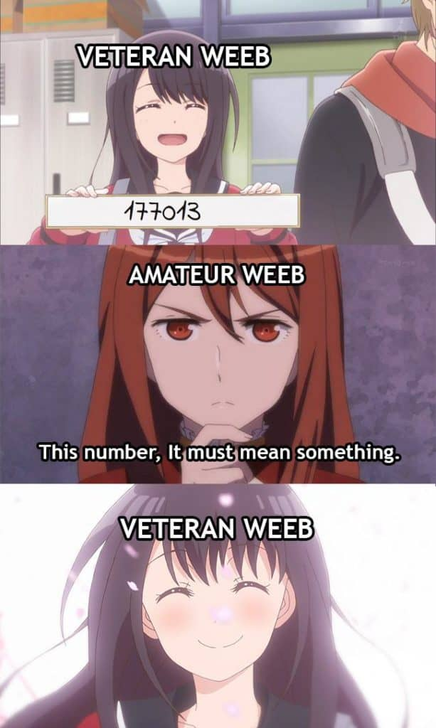 28 Funny Anime Memes so True 3