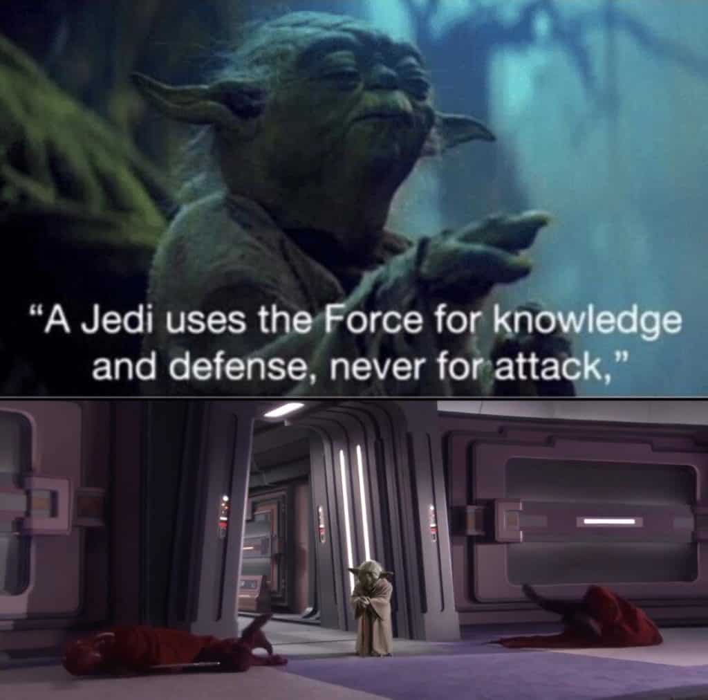 28 Hilarious Star Wars Memes Laughing till Death 20