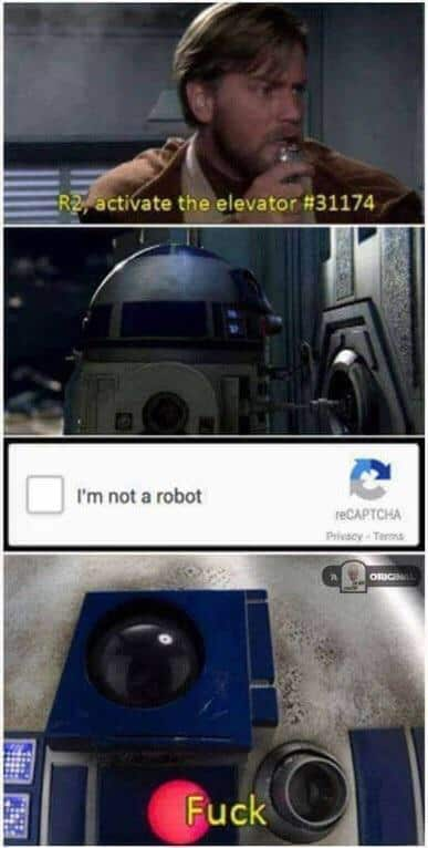 28 Hilarious Star Wars Memes Laughing till Death 22