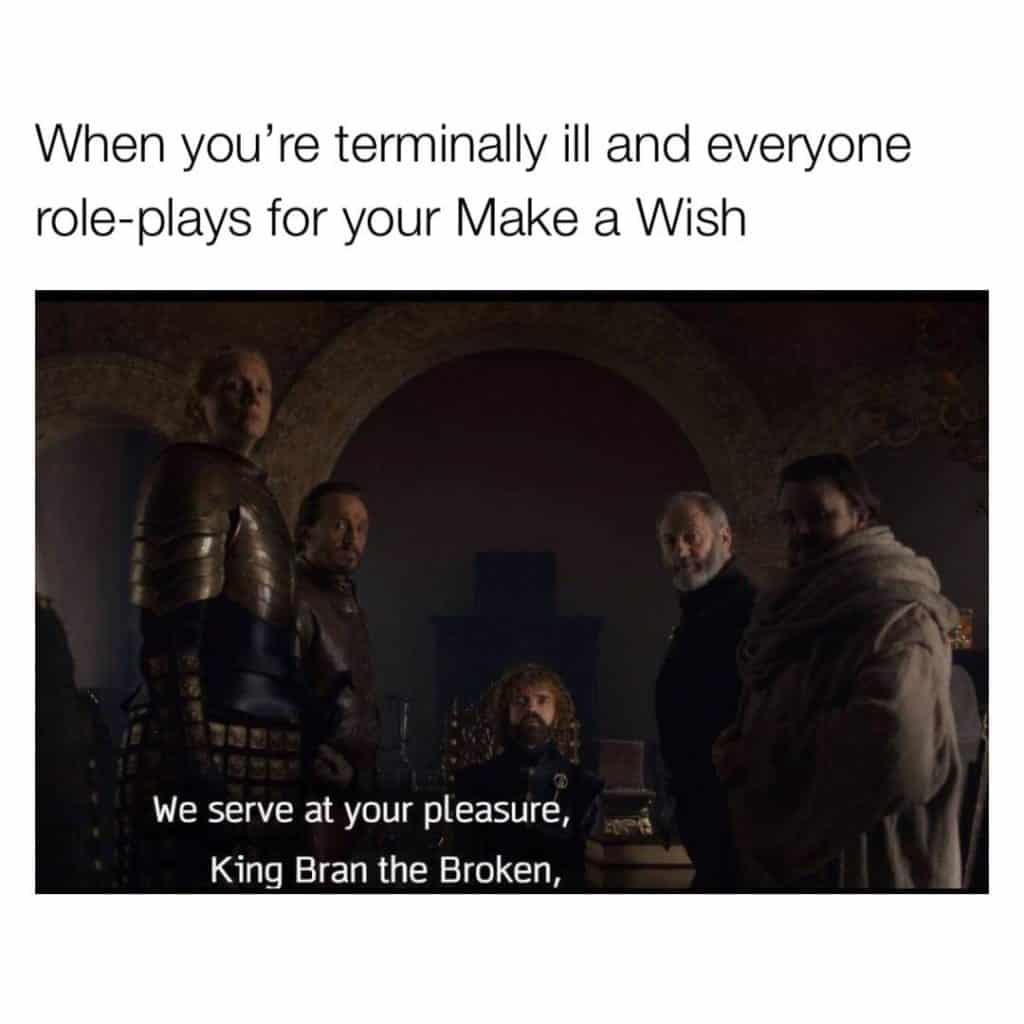 Newest 52 Game of Thrones Relatable Memes