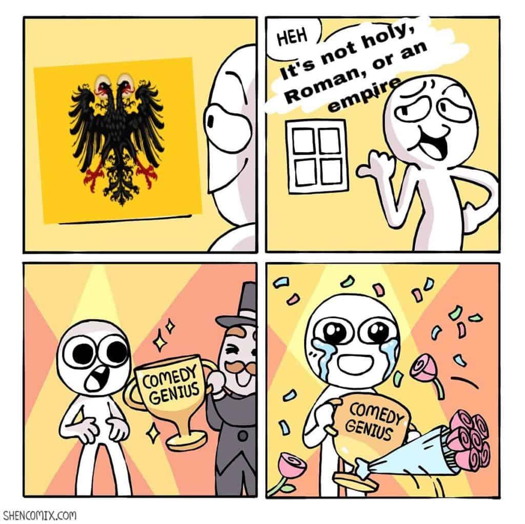 18 Funny History Memes Weird 4