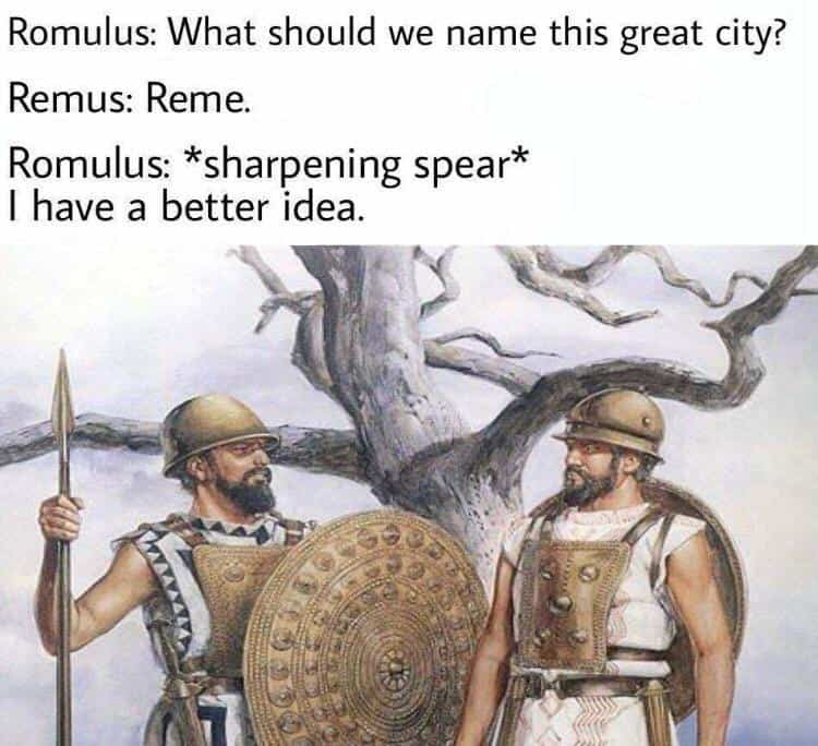 25 Funny History Memes laughing 14