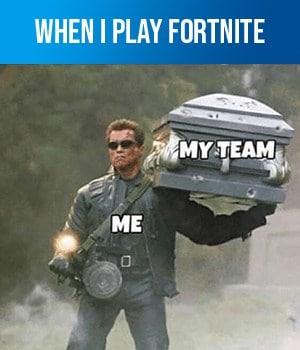 26 Funny Fortnite Memes 1