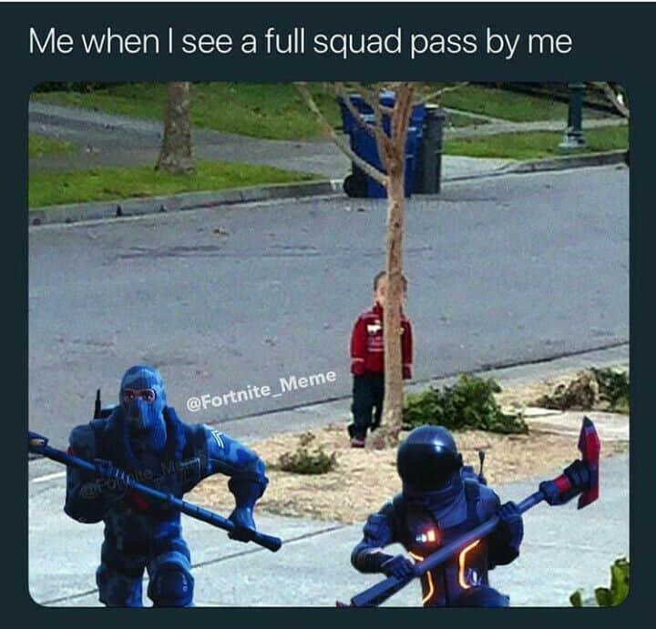 26 Funny Fortnite Memes 13
