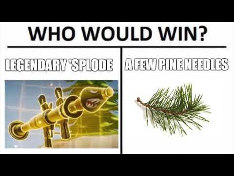 26 Funny Fortnite Memes 15