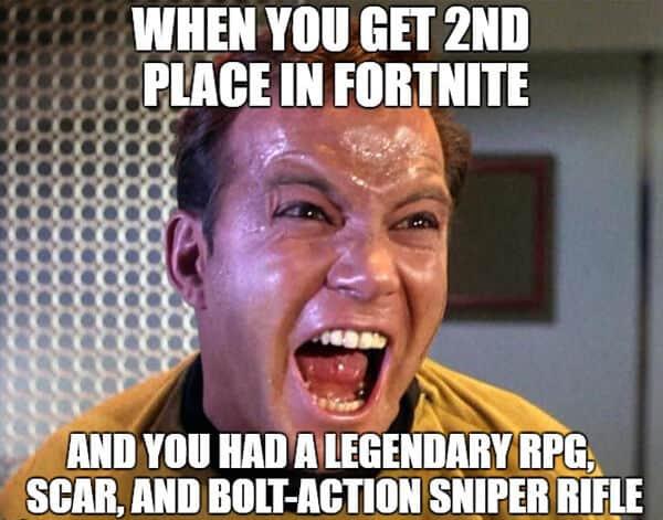 26 Funny Fortnite Memes 21