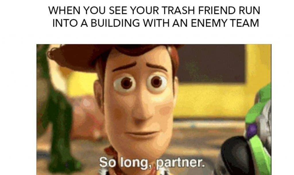 26 Funny Fortnite Memes 3