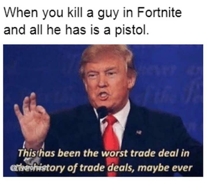 26 Funny Fortnite Memes 4