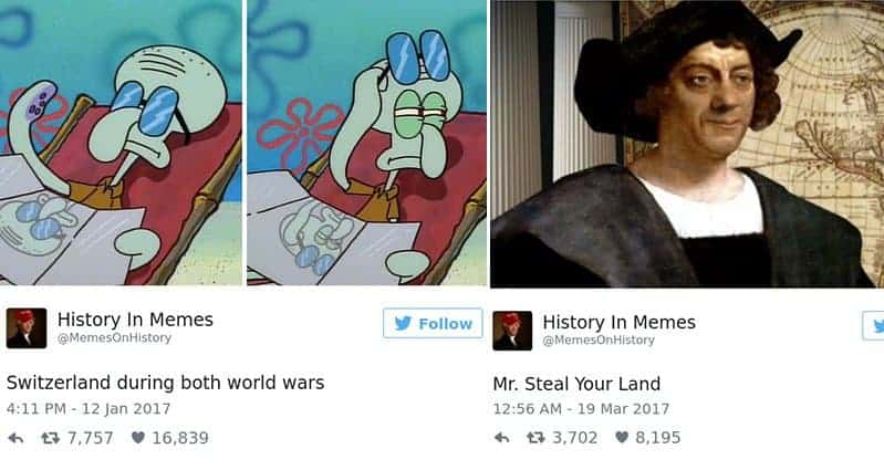 27 Funny History Memes Hilarious 24