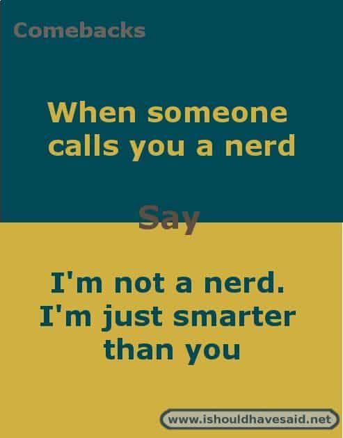 27 Funny Comebacks Memes Sarcasm 27