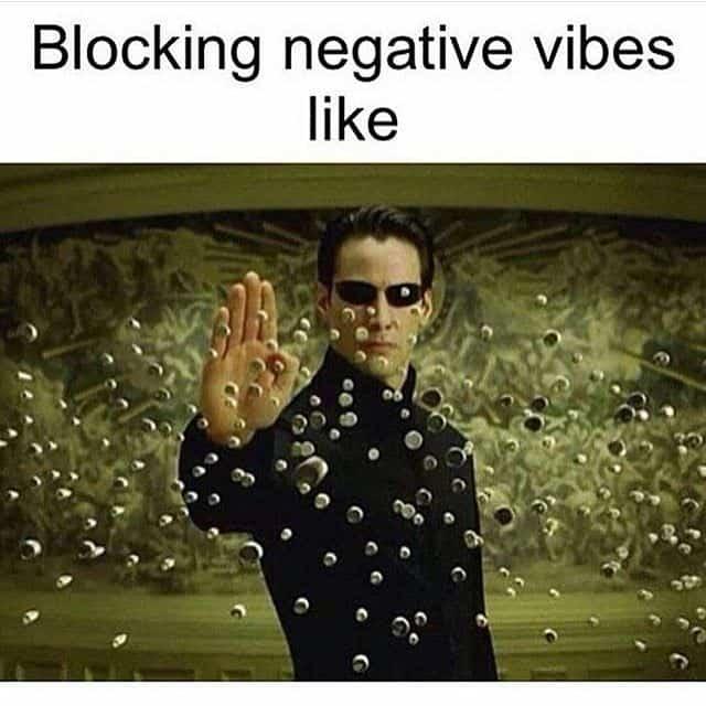 Negativity Memes
