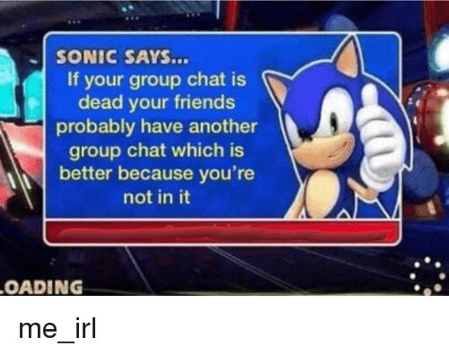 21 How Are You Not Dead Sonic Memes 8