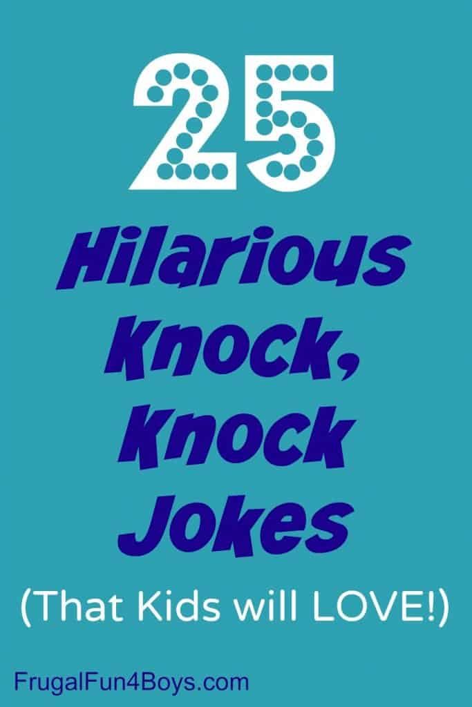 19 Knock Knock Jokes For Kids Children 1