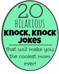 19 Knock Knock Jokes For Kids Children 16