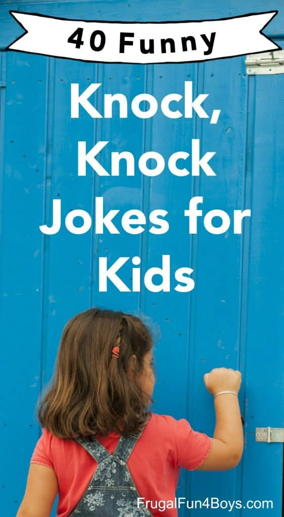 19 Knock Knock Jokes For Kids Children 2