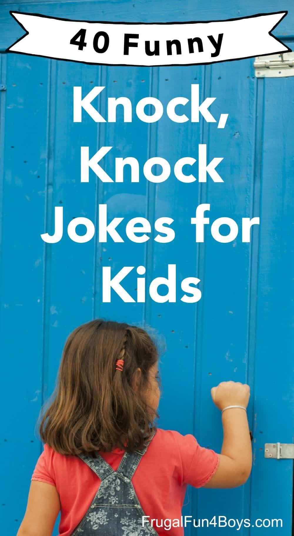tinder knock knock jokes