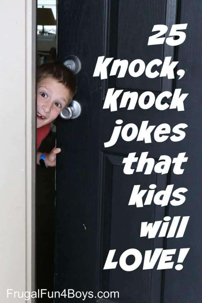 19 Knock Knock Jokes For Kids Funny 13