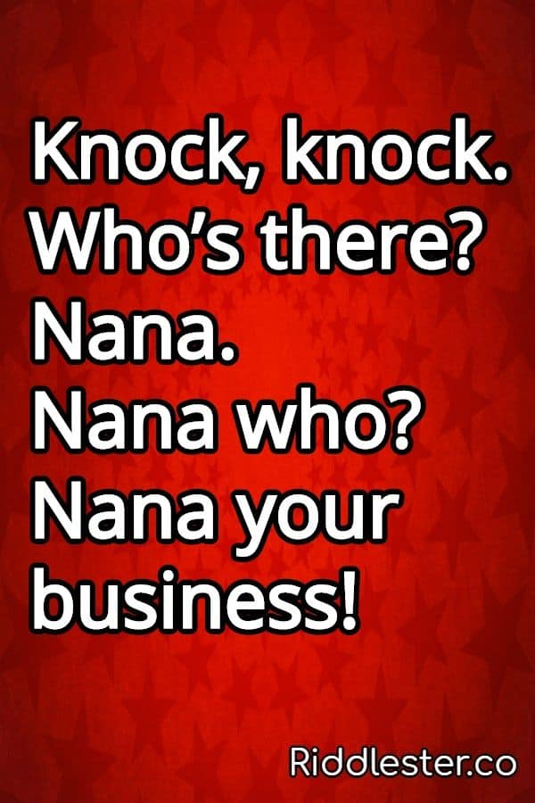 20 Knock Knock Jokes For Kids Hilarious 16