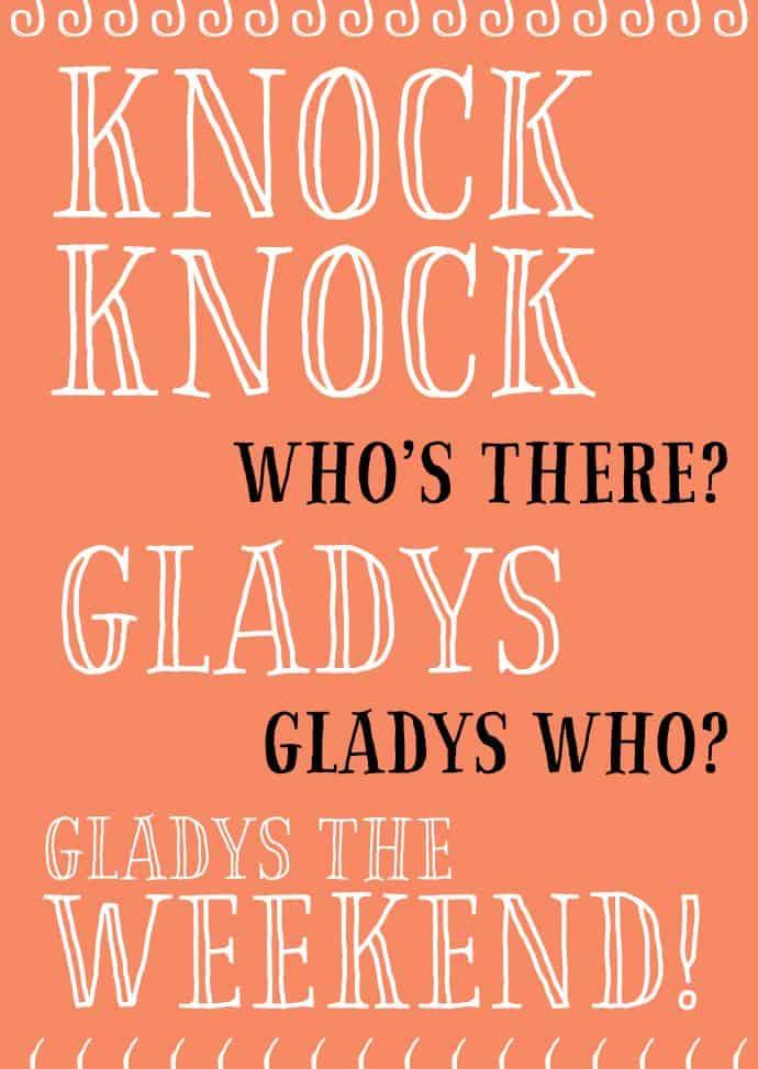 20 Knock Knock Jokes For Kids Laughing 4