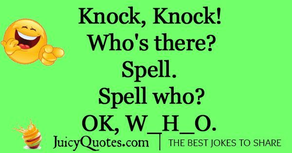 20 Knock Knock Jokes For Kids Laughing 7