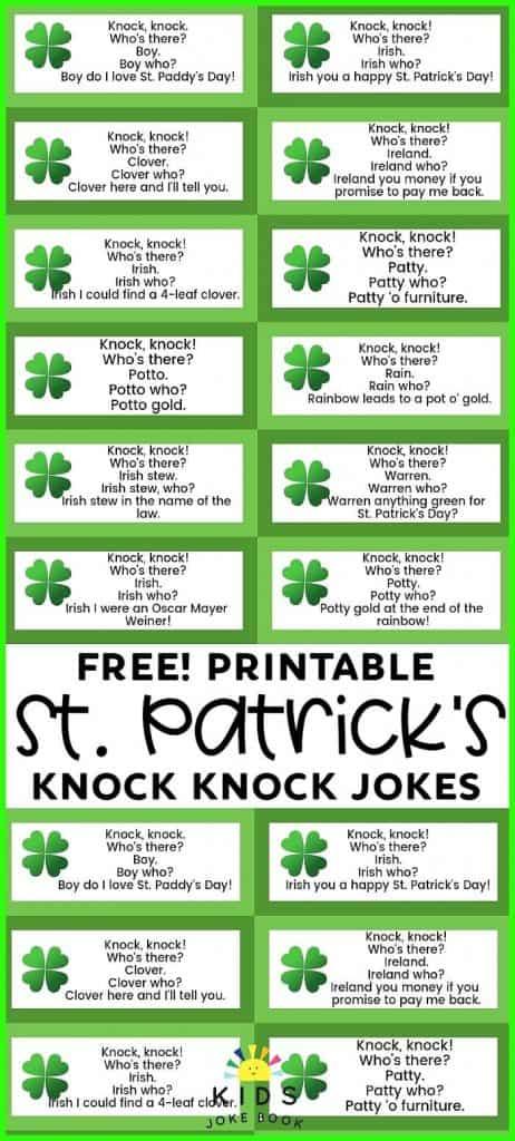 20 Knock Knock Jokes For Kids Laughing 9