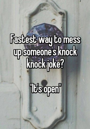 21 Knock Knock Jokes For Kids Dads 15