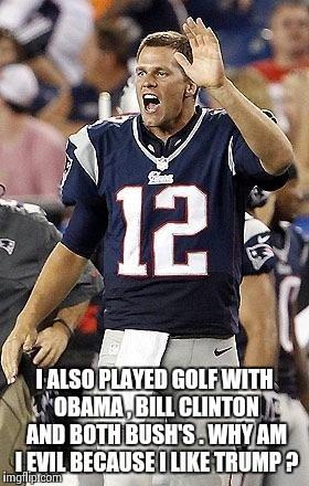 21 Tom Brady Golf Memes 1