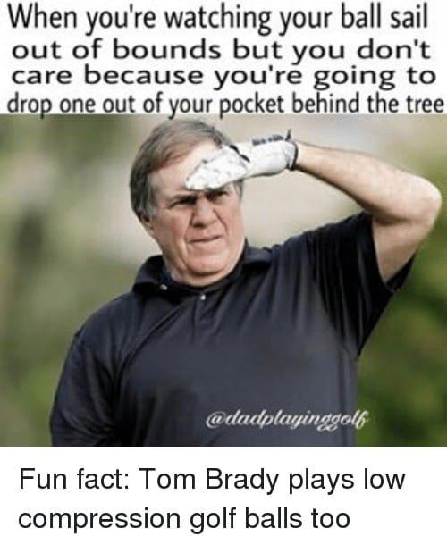21 Tom Brady Golf Memes 3 1