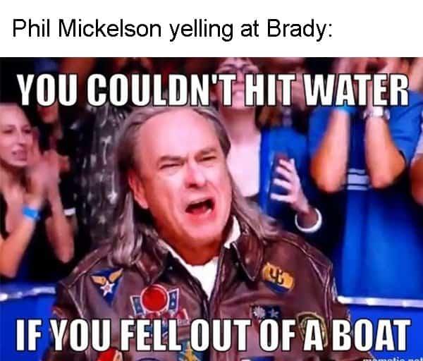 21 Tom Brady Golf Memes 6