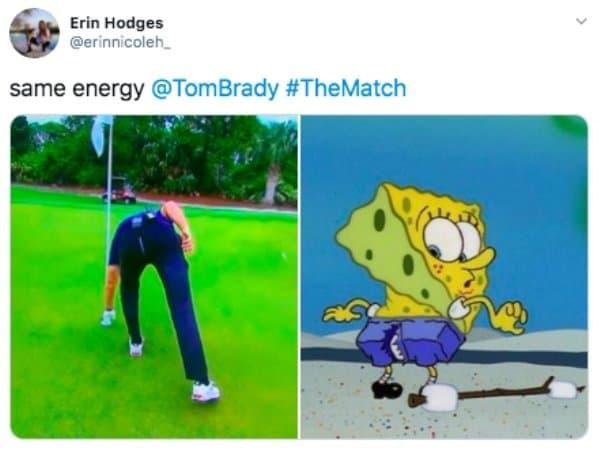 21 Tom Brady Golf Memes 9
