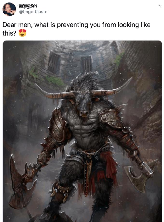 22 Dear Men Meme 3