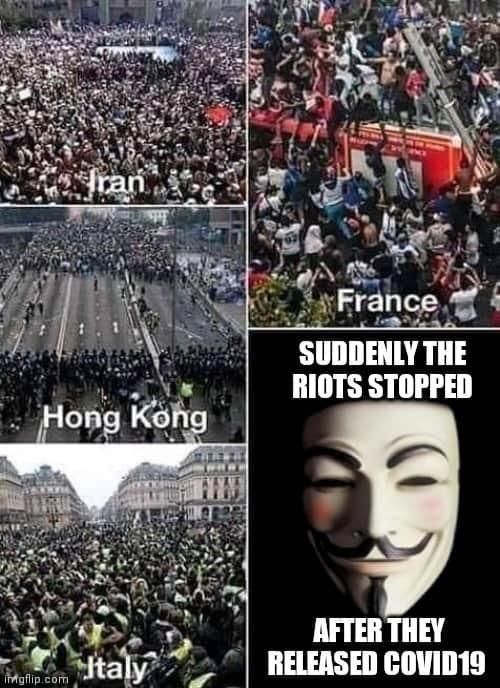 29 Riots Memes 4
