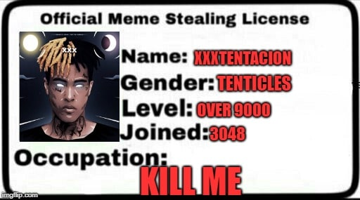33 Meme Stealing License 1