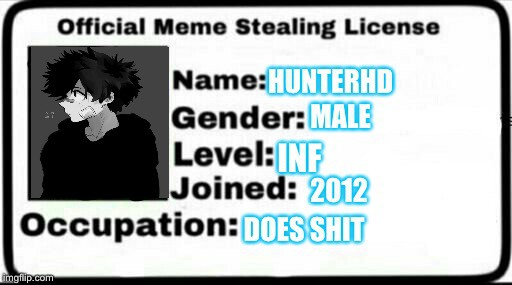 33 Meme Stealing License 3