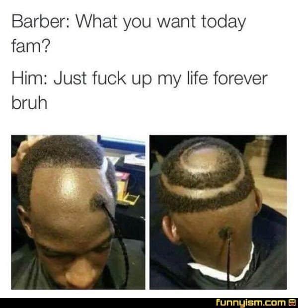 Barbershop Memes 21